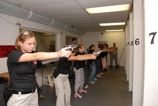Women's Weapons Class April 6th, 2013