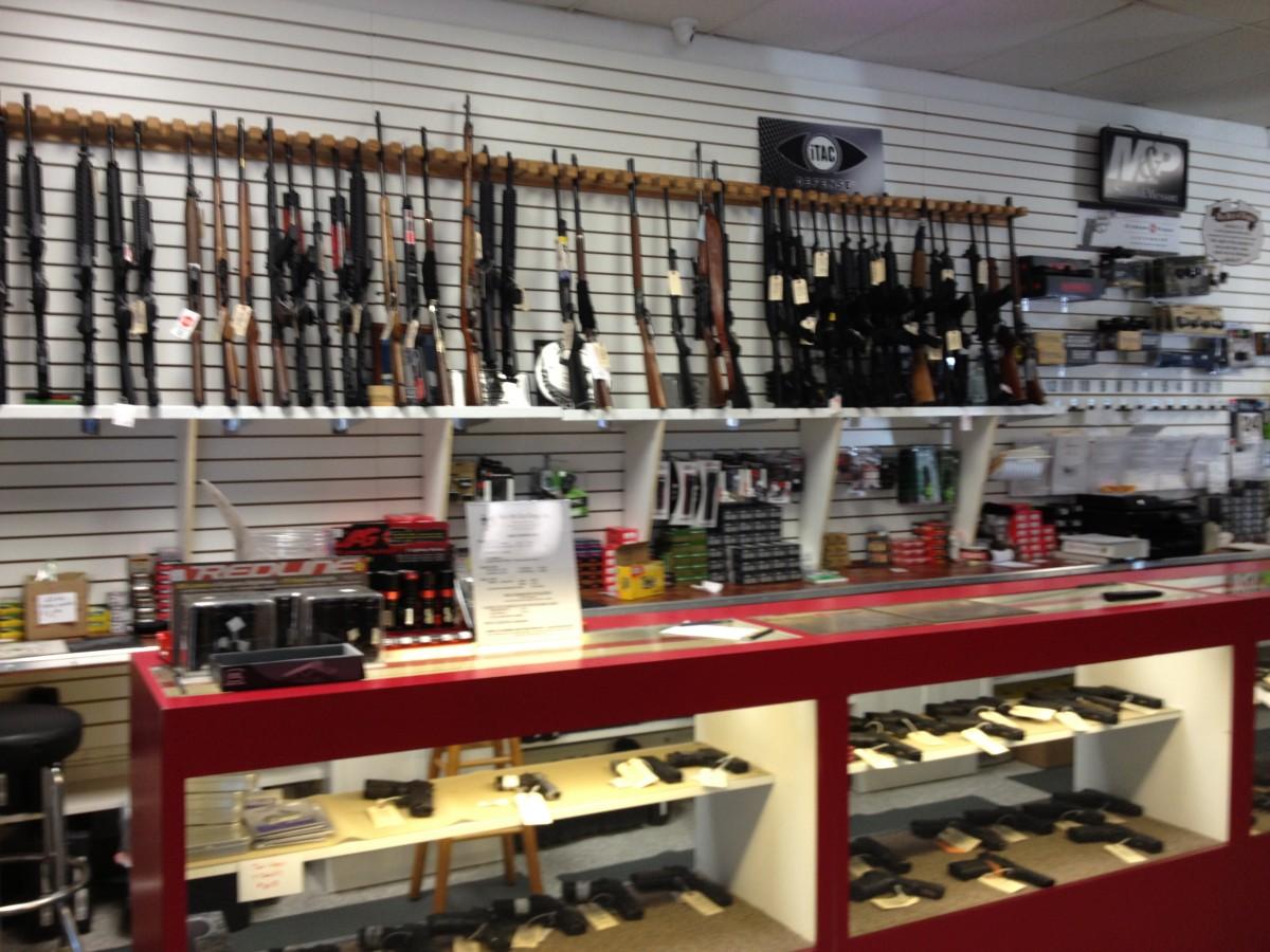 Take Aim Gun Shop Firearms Firearm Accessories
